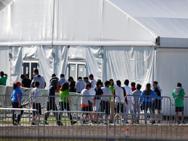 Border Crisis Leaves 7,000 Unaccompanied Migrant Minors in Shelters in February