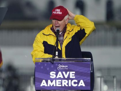 Mo Brooks Save America Rally (Jacquelyn Martin / Associated Press)