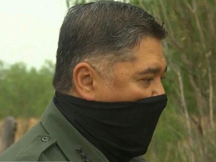 """Border Patrol's Raul Ortiz on 3/30/2021 """"CBS Evening News"""""""