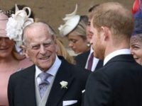 Piers Morgan Slams Harry for Trashing Royal Family While Grandfather in Hospital