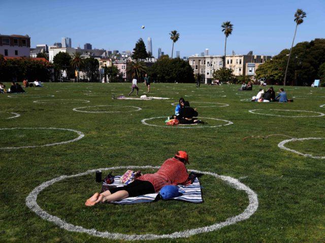 San Francisco Dolores Park (Justin Sullivan / Getty)