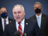 Steve Scalise: 'Every Single American Should Be Outraged' by H.R. 1 Passage