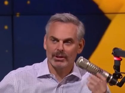 Colin Cowherd Says California Has High Taxes Because 'Nice Stuff' Is Expensive