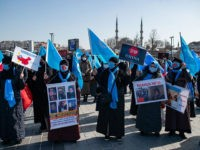 Uyghurs Protest Mass Rape, Forced Sterilization by China on International Women's Day