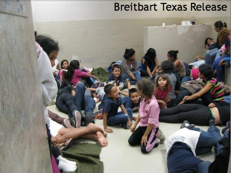 Unaccompanied minors June 2014