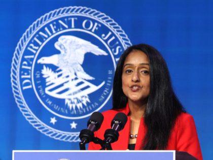 Vanita Gupta (Chip Somodevilla / Getty)