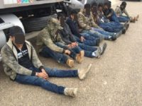 Police Chase, Stash House Raids, Lead to Arrest of Dozens near Border in Texas
