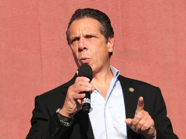 Now Former Press Aide Accuses Andrew Cuomo of Sexual Misconduct