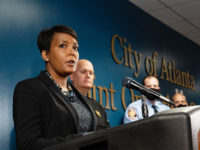 Atlanta Mayor: I Urged My Son to Stay Home So He Didn't Run Out of Gas