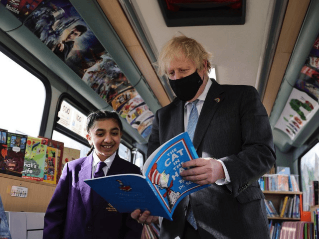UK's Boris Celebrates Dr Seuss as Cancel Campaign Is Waged on His Books