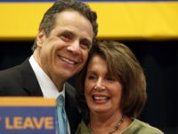 Pelosi Decides Cuomo's Sexual Harassment Allegations 'Credible'