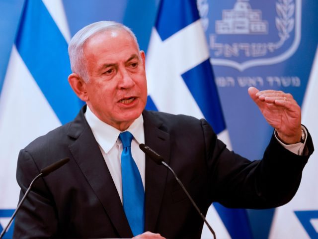 Netanyahu: 'We'll Inflict Blows on the Terrorists They Couldn't Even Dream Of'