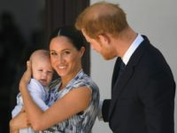 Meghan Markle Claims Royal Palace Had 'Concerns' About her Son