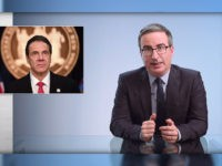 HBO Host John Oliver Blasts Andrew Cuomo's Nursing Home Scandal