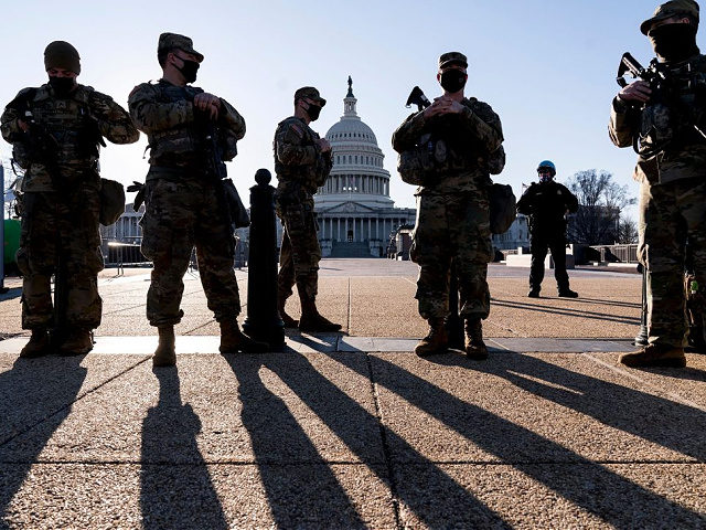 Top Armed Services GOP 'Outraged' National Guard Troops Asked to Stay in D.C. Without 'Credible Theat'