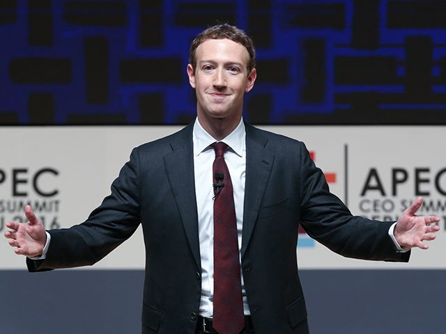 """FILE - In this Nov. 19, 2016, file photo, Mark Zuckerberg, chairman and CEO of Facebook, speaks at the CEO summit during the annual Asia Pacific Economic Cooperation (APEC) forum in Lima, Peru. Zuckerberg unveiled his new artificial intelligence assistant named """"Jarvis"""" in a Facebook post on Dec. 19, 2016. …"""