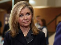 Exclusive — Sen. Marsha Blackburn: Biden Position on China 'Very Problematic'