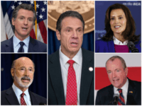 Media's MeTooing of Cuomo Is About Protecting Four Dem Governors