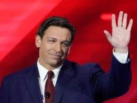 Florida Gov. Ron DeSantis Support on the Rise