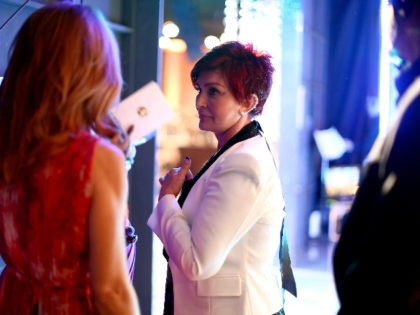 BEVERLY HILLS, CA - JUNE 22: TV personality Sharon Osbourne attends The 41st Annual Daytime Emmy Awards at The Beverly Hilton Hotel on June 22, 2014 in Beverly Hills, California. (Photo by Christopher Polk/Getty Images for NATAS)