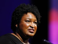 Stacey Abrams Campaigns for Oscar, Accuses Reps of Voter Suppression