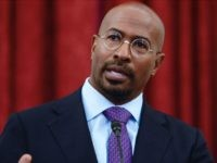 Van Jones: U.K. Cops Trained to Unarm Individual with Knife