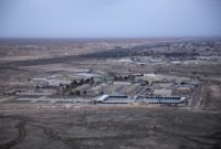 Pentagon: U.S. Contractor Dies in Rocket Attack at Iraq Base