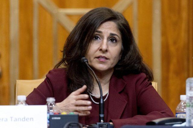 Neera Tanden withdraws nomination as budget director