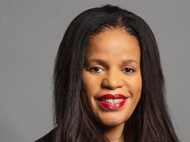 Official portrait of Claudia Webbe MP