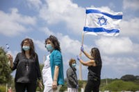 Israel Ditches Outdoor Masks as Country Returns to Normal