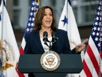 Kamala Harris Says Americans Are Sleeping Better Due to Joe Biden