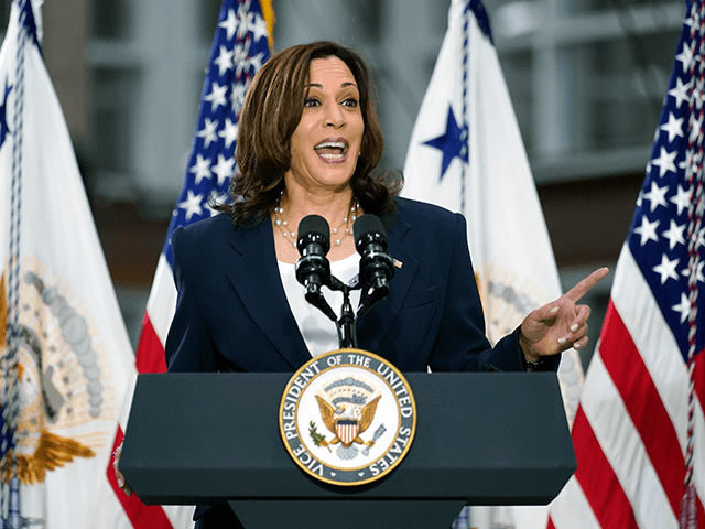 Kamala Harris Says Americans Are Sleeping Better Due to Joe Biden's 'Help'