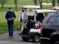Joe Biden Goes Golfing at Delaware Golf Course