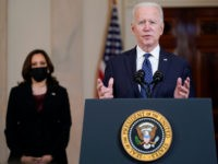 Biden: Chauvin Verdict a Call to Fight 'Systemic Racism' in America