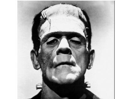 Boris Karloff in Frankenstein, 1931