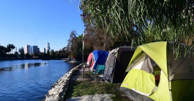 Gavin Newsom Boasts: California Homeless Policy Has Become National Model Under Joe Biden Administration