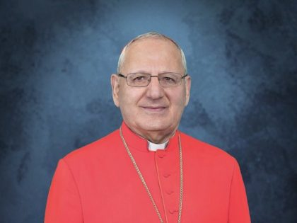 Cardinal Louis Raphael Sako, Patriarch of the Chaldean Catholic Patriarchate of Babylon