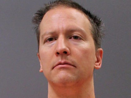 In this photo provided by the Minnesota Department of Corrections, former Minneapolis police officer Derek Chauvin poses for a booking photo after his conviction April 21, 2021 in Minneapolis, Minnesota. Chauvin was found guilty on all three charges in the murder of George Floyd. (Photo by Minnesota Department of Corrections …