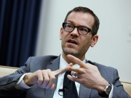 WASHINGTON, DC - FEBRUARY 21: Former U.S. Deputy Assistant Defense Secretary for the Middle East Colin Kahl participates in a panel discussion about Iran's nuclear program sponsored by The National Iranian American Council in the Rayburn House Office Building on Capitol Hill February 21, 2012 in Washington, DC. Kahl said …