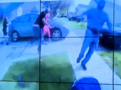 Columbus Police Bodycam Video