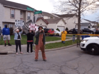 WATCH: 'They Shoot Us, We Shoot Them,' Columbus Protester Tells Cops