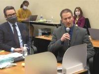 Derek Chauvin's Defense Attorney Outlines Basis of Retrial Request