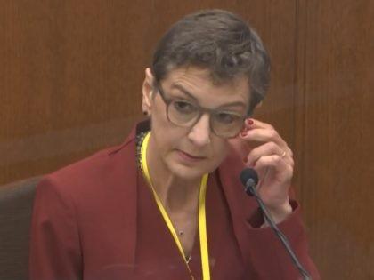 Dr. Lindsey Thomas (Court TV via Associated Press)