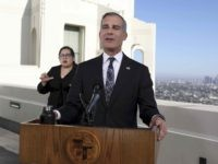 Eric Garcetti Unveils 'Justice Budget' in 'State of the City' Address