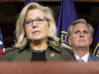 Kevin McCarthy Says he Backs Ousting Liz Cheney from No. 3 Job