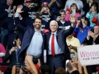 Pence, Trump Jr, and DeSantis Lead in Non-Trump 2024 GOP Primary