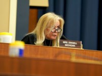 Watch: Democrat Debbie Dingell Goes on Shouting Tirade
