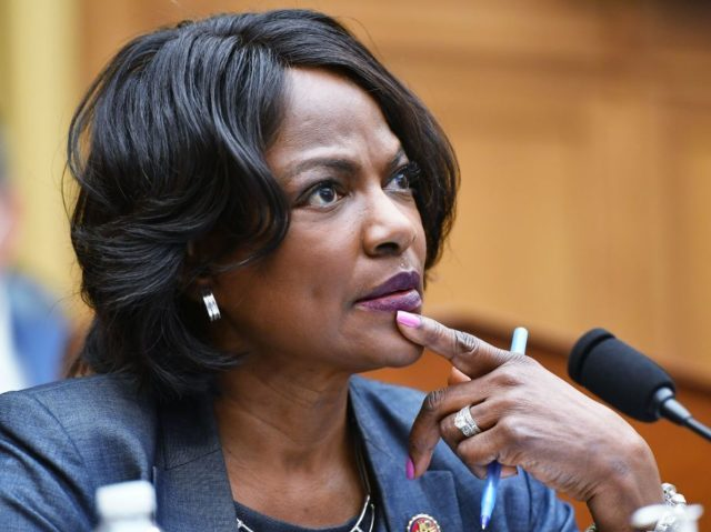 """Rep Val Demings, D-FL, speaks during the House Judiciary Subcommittee on Antitrust, Commercial and Administrative Law hearing on """"Online Platforms and Market Power"""" in the Rayburn House office Building on Capitol Hill in Washington, DC on July 29, 2020. (Photo by MANDEL NGAN / POOL / AFP) (Photo by MANDEL …"""
