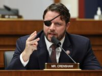 Rep. Dan Crenshaw Temporarily Blinded After Emergency Surgery