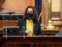 Gretchen Whitmer Spreads Blame Wide for Coronavirus Rise
